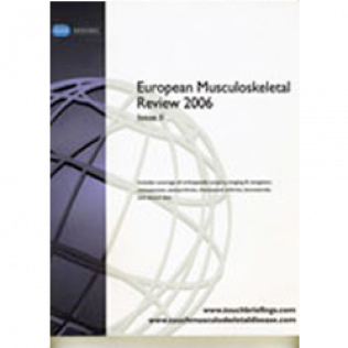 European Musculoskeletal Review (2006)